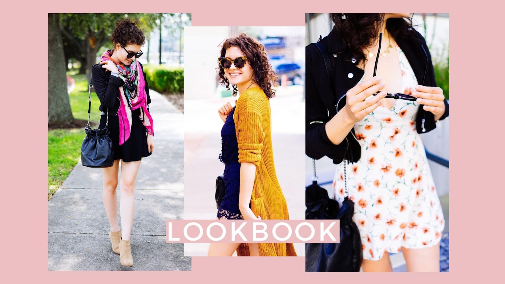 LOOKBOOK | Ulubieńcy ubraniowi
