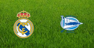 مباراة ريال مدريد وديبورتيفو ألافيس اليوم 6 -10.- 2018 في الدوري الاسباني