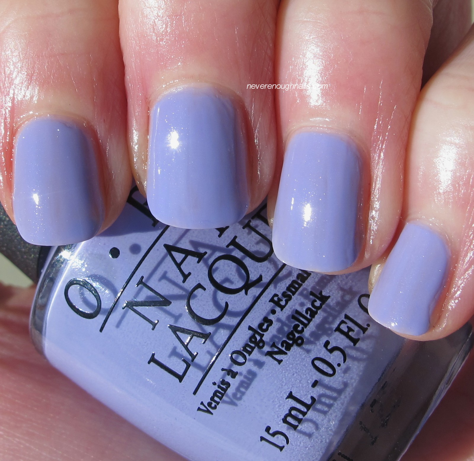 Opi Lavender Nail Polish Names – Papillon Day Spa