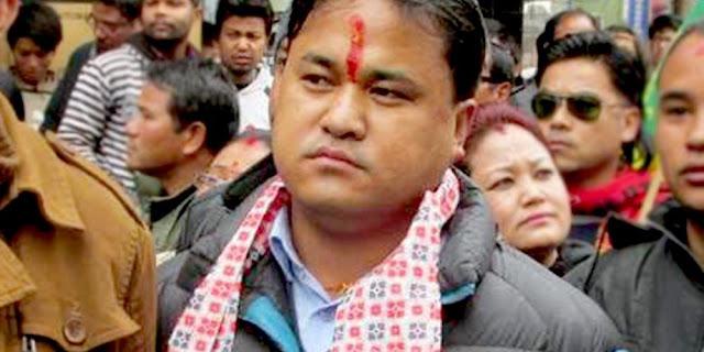 Sabhasad Nima Tamang