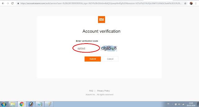 Lupa Password Akun Mi ? Berikut ini Solusinya