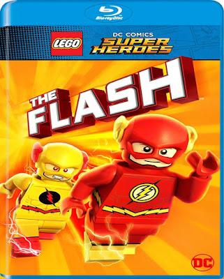 Lego DC Comics Super Heroes The Flash 2018 bd25 Latino