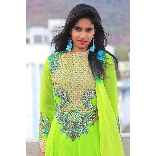 Neha Chowdary 15