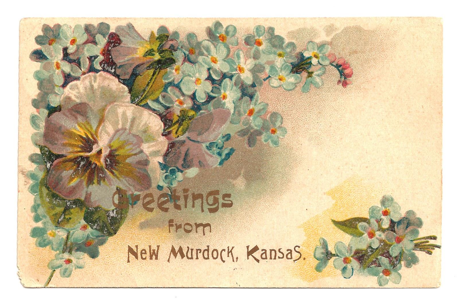 открытки под старину цветы они напоминают свиные