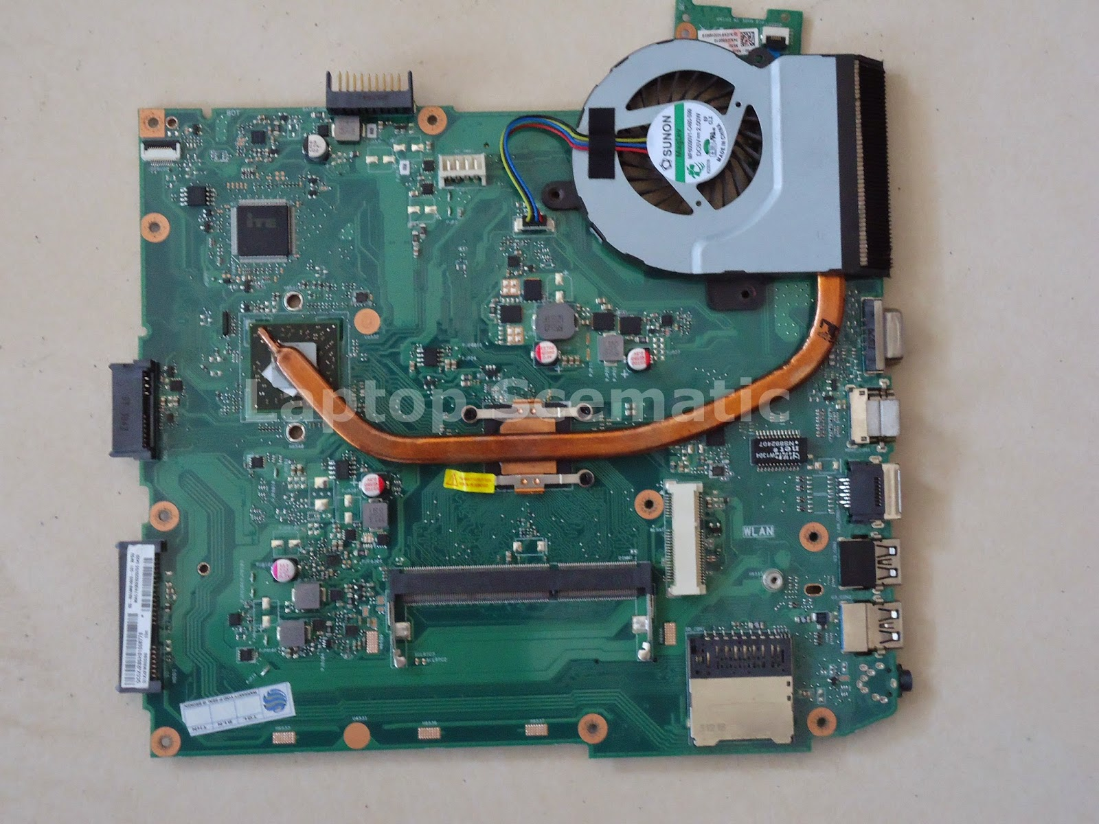 Motherboard For Asus X45u