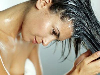 receitas baratas para cuidar do cabelo