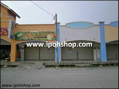 IPOH SHOP R SALE (C01633)