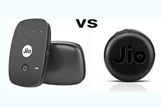 Jiofi M2S vs Jiofi 4g hotspot JMR815