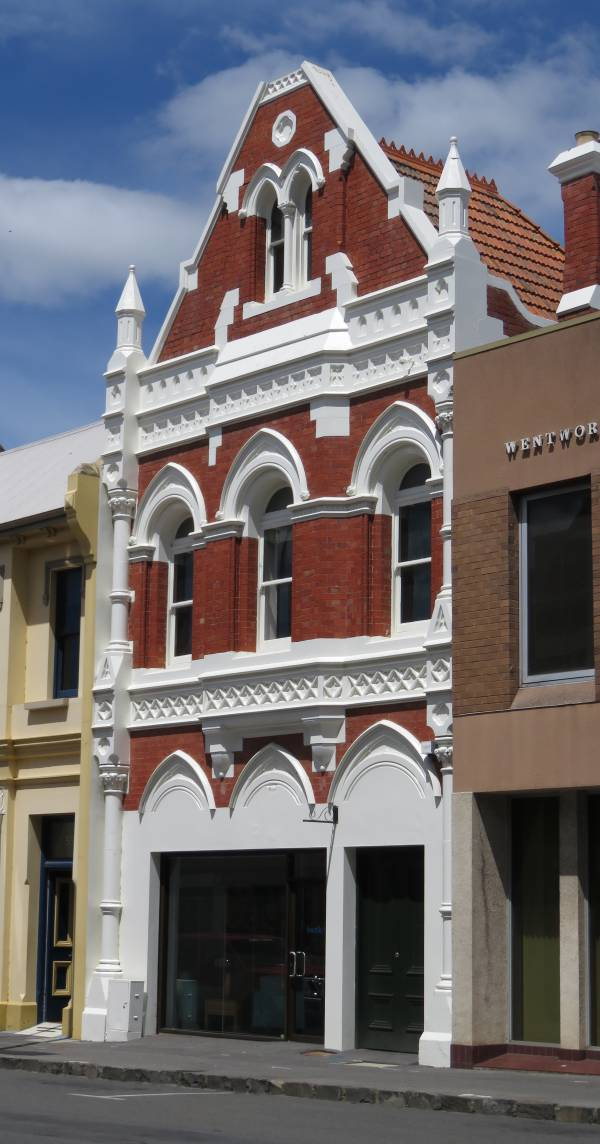 Heritage Building Launceston