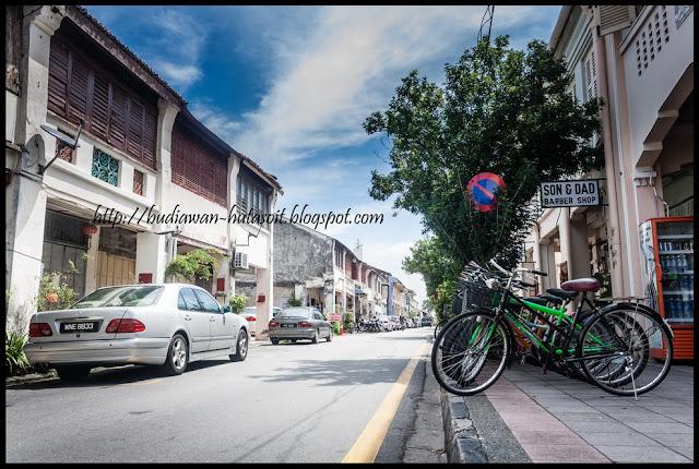 Jalan-jalan ke George Town dan Tempat-tempat Wisata di Penang