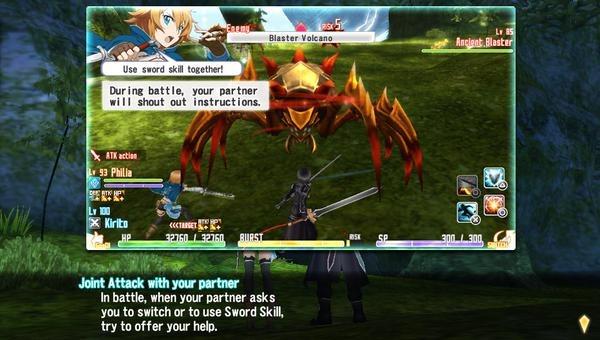 Sword Art Online Re: Hollow Fragment (Video Game Review) - BioGamer Girl
