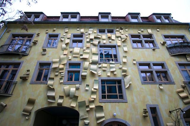 Kunsthofpassage-Dresda