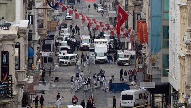 serangan di turki