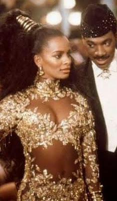 See what Coming to America actress said about Beyonce & the dress she wore