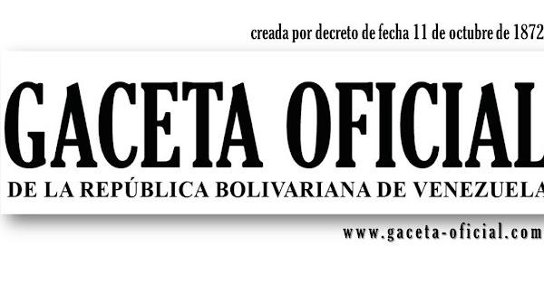 Gaceta Oficial Aumento Salarial Abril 2019 PDF