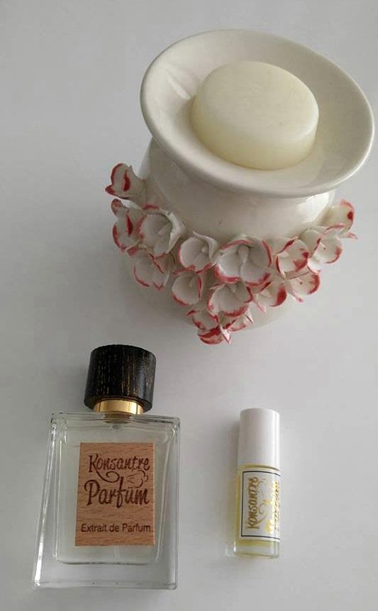 Konsantre Parfüm Deneyimim