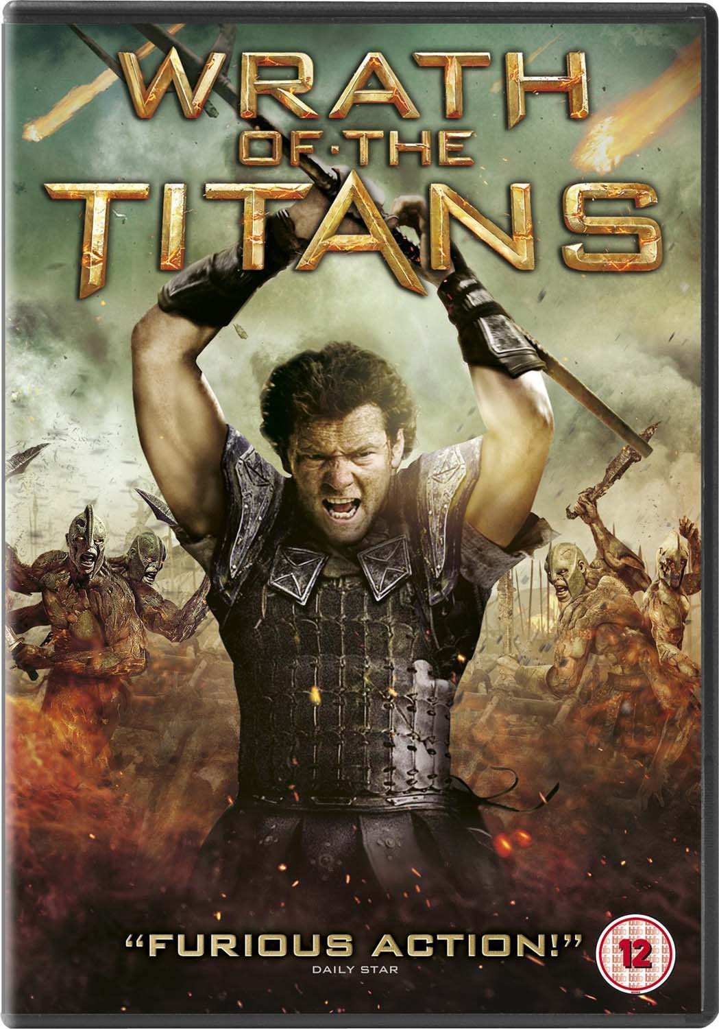 Wrath of the Titans (2012) Dual Audio Hindi 300MB BluRay 480p ESubs Free Download