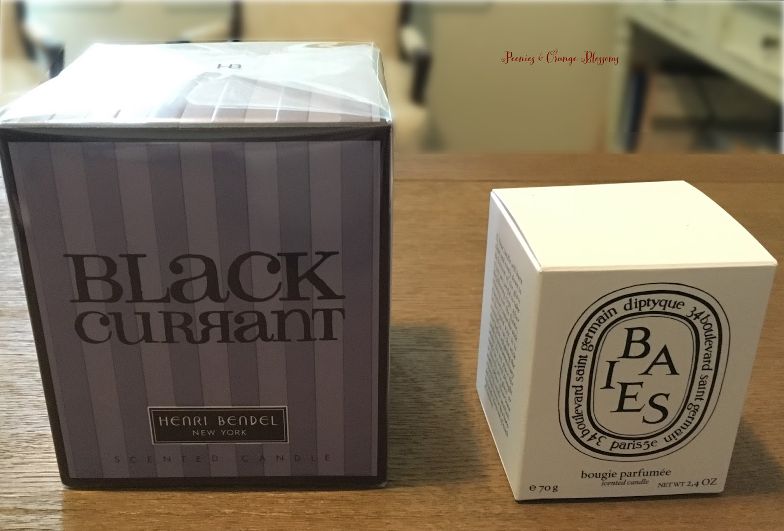 A Diptyque Baies Copycat Candle and Review