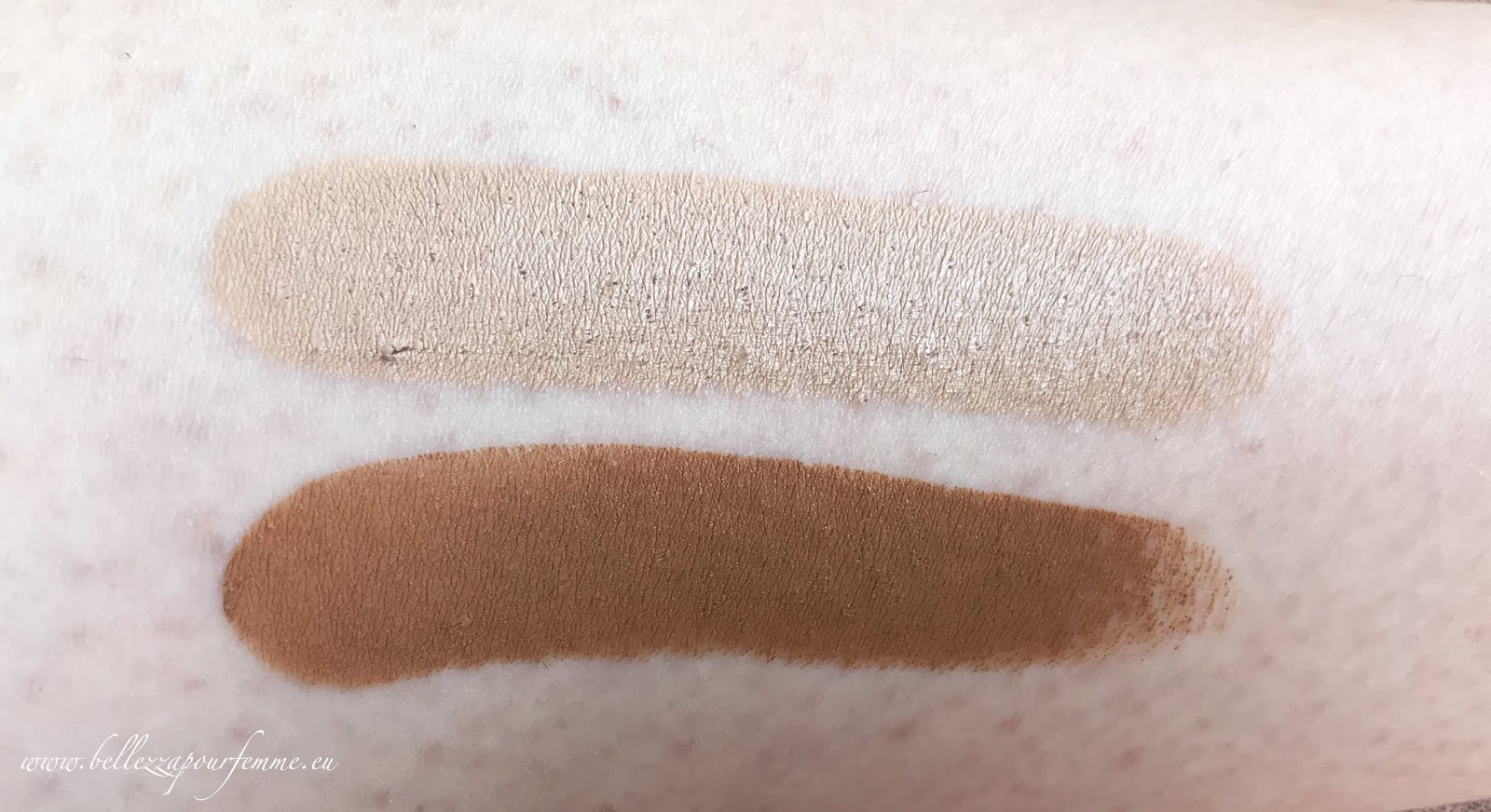 MESAUDA MILANO COVER STICK FOUNDATION - REVIEW & SWATCHES
