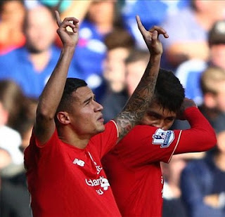 EPL: Liverpool Downs Chelsea 1 - 2