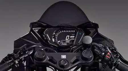 speedometer CBR250RR