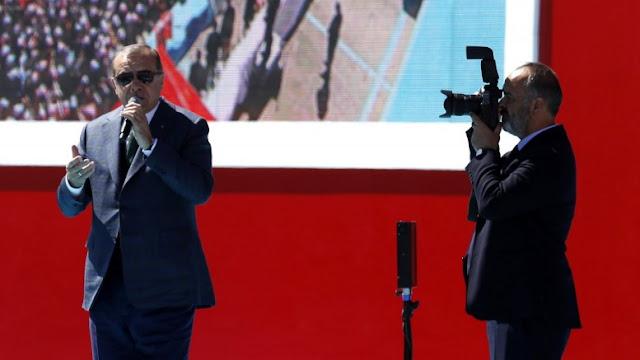 Εμείς και ο Ταγίπ Ερντογάν: Ερχόμαστε από πολύ μακριά και δεν μπορεί να χαθούμε στο δρόμο
