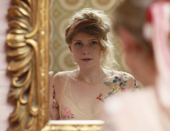 Gitta Blond Nude Photos 37