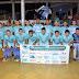Atlético Quiteriense vence Luzilândia-PI e conquista o Bi da Copa Regional de Futsal, em São Bernardo-MA
