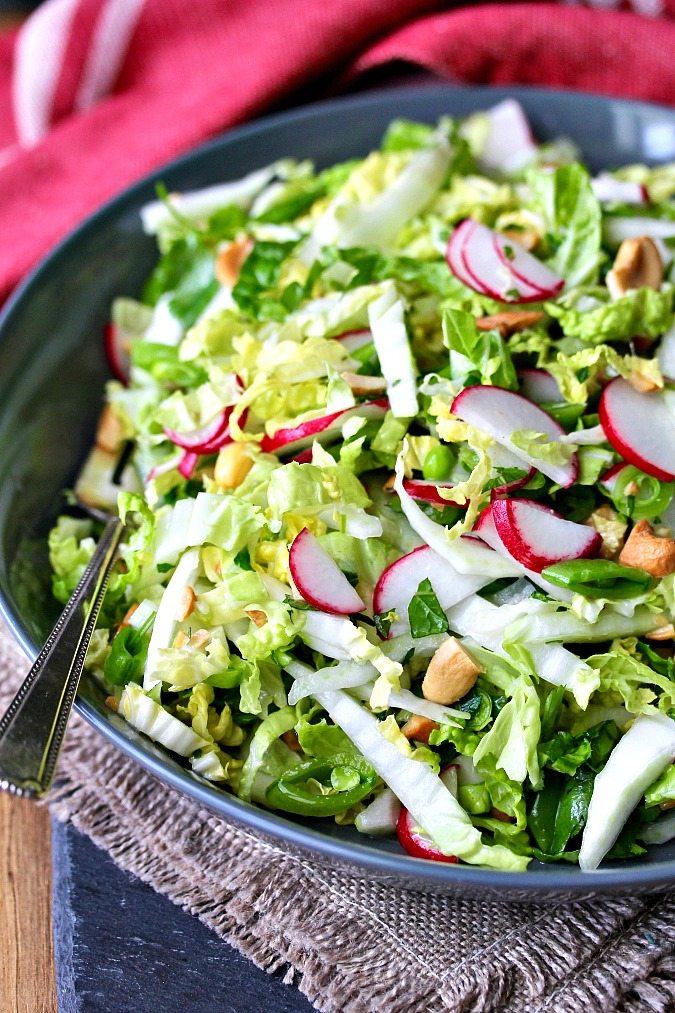 Thai-Style Coleslaw with Chiles, Mint, and Cilantro
