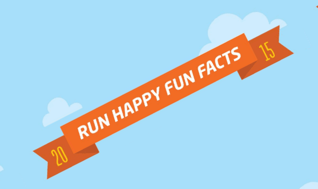 Run Happy Fun Facts
