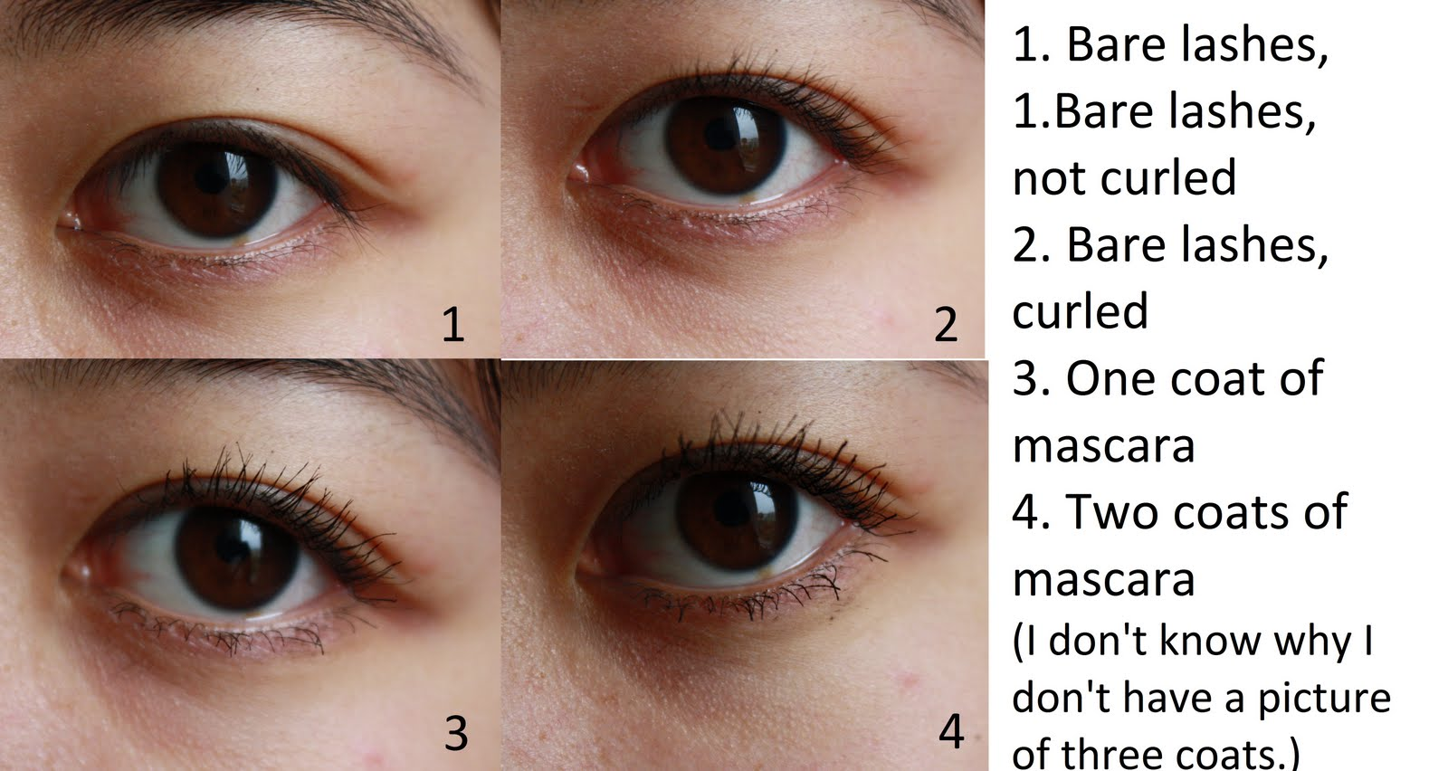 Maybelline mascara review comparison