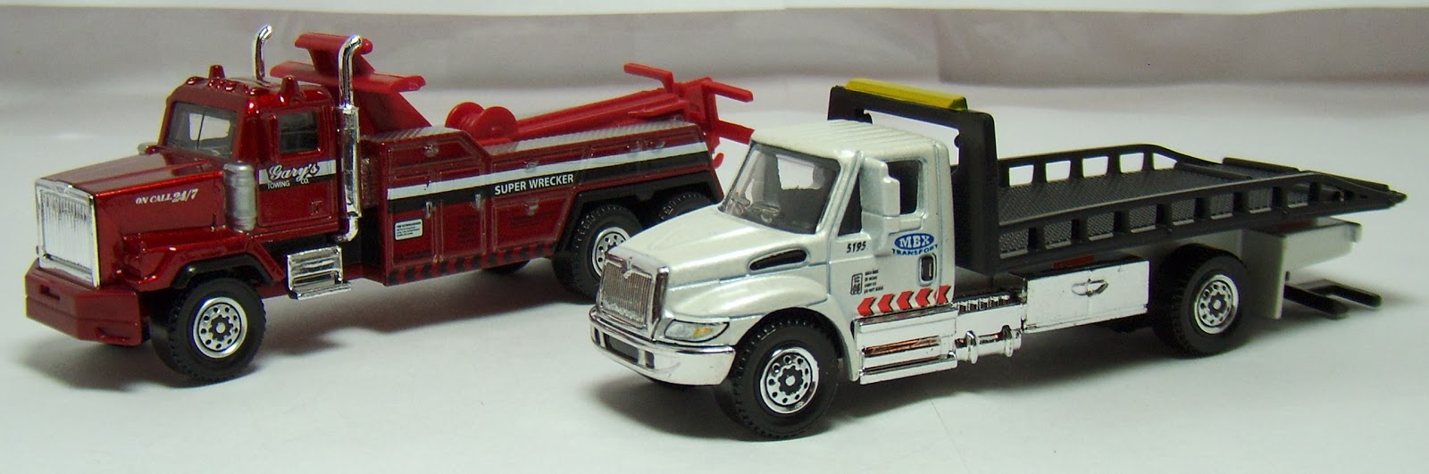 Matchbox Real Rigs Series Working