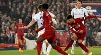 ليفربول يتجنب المفاجئة ويفوز على فريق جينك بهدفين لهدف باقل مجهود في دوري أبطال أوروبا