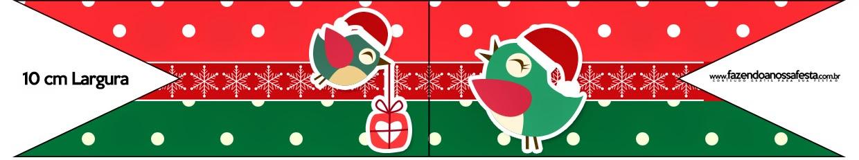 Pajaritos de Navidad: Imprimibles Gratis para Fiestas. | Ideas y ...