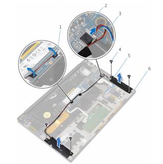 Dell XPS 13-9350 Service Manual PDF (English)