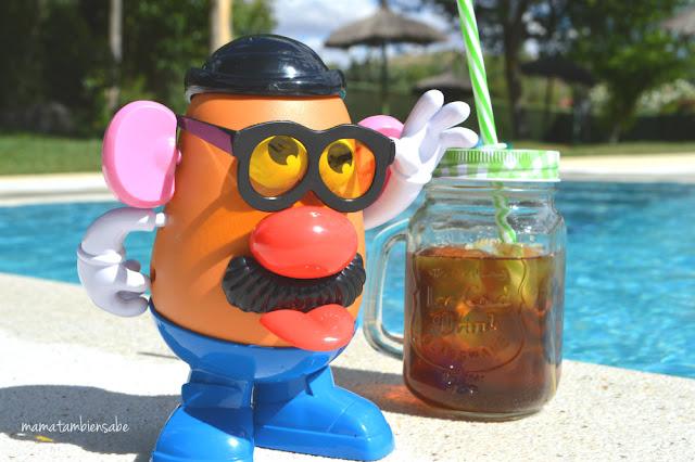 Mr. Potato cumple 65 años en verano 2017