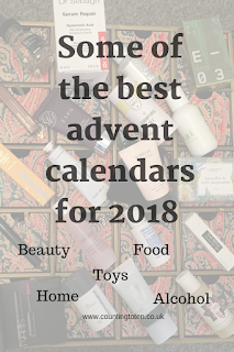Some of the best advent calendars for 2018: beauty, food, home, toys and alcohol