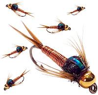 Fly fishing Nymph