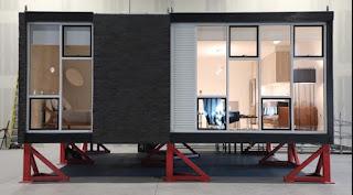 A arquitetura modular em voga