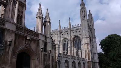 Kings College Cambridge UK