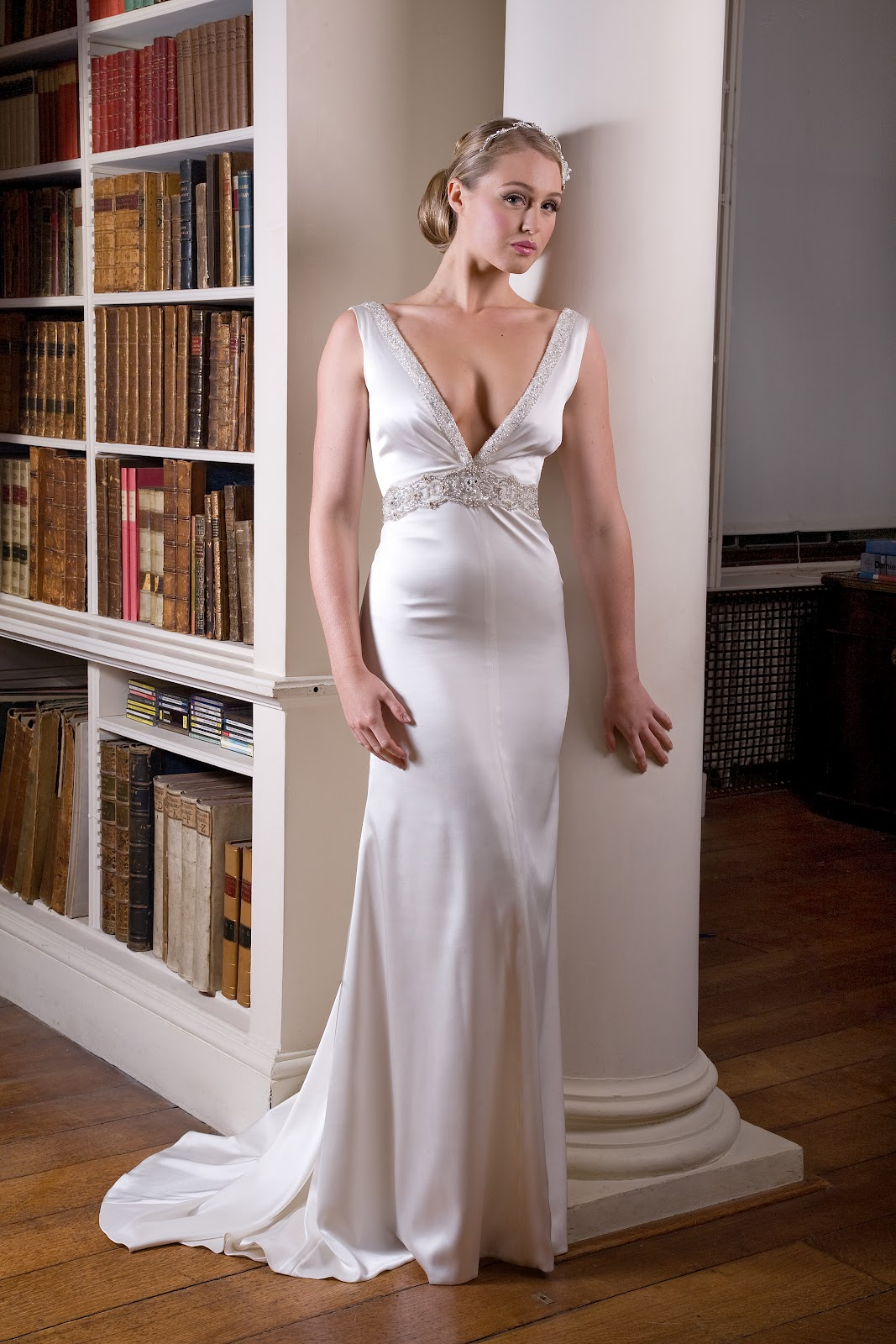 Interview With Wedding Dress Designer - Martin Charles