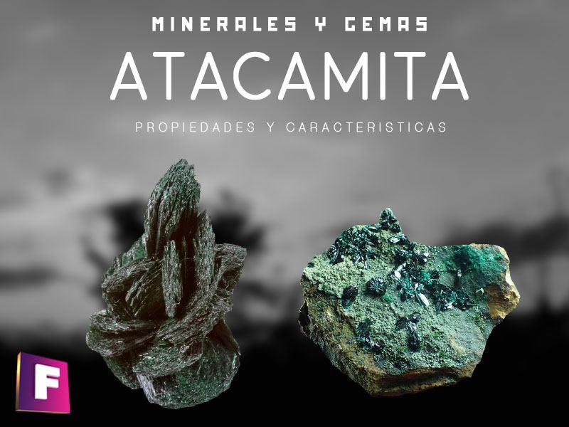 atacamita propiedades caracteristicas y variedades | foro de minerales