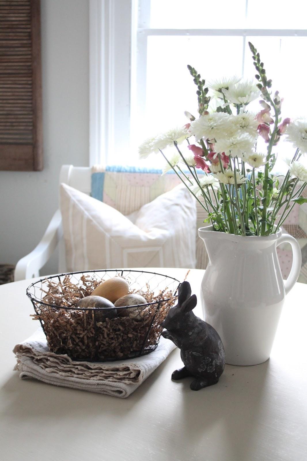 FARMHOUSE 5540 Spring Decorating