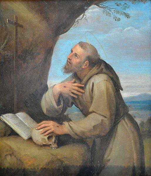 François d'Assise, modèle de piété