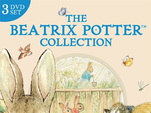 The Beatrix Potter Collection DVD Giveaway