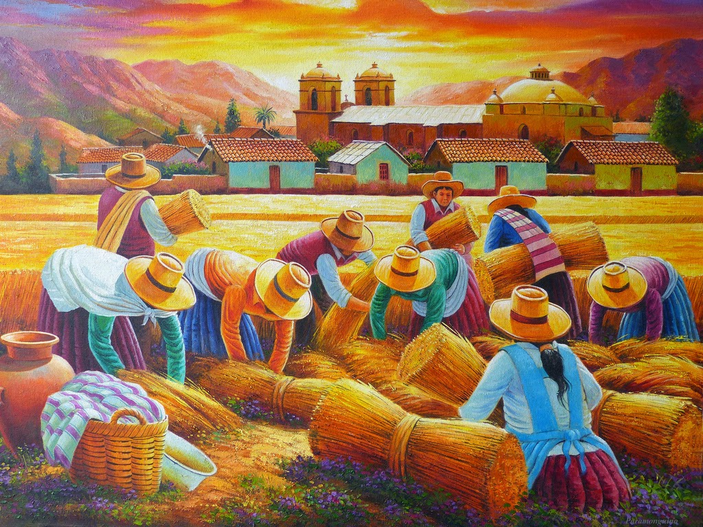 Cuadros modernos pinturas y dibujos coloridos cuadros de - Imagenes para cuadros ...
