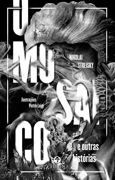 Capa do livro O Mosaico e Outras Histórias, de Nokolai Streisky