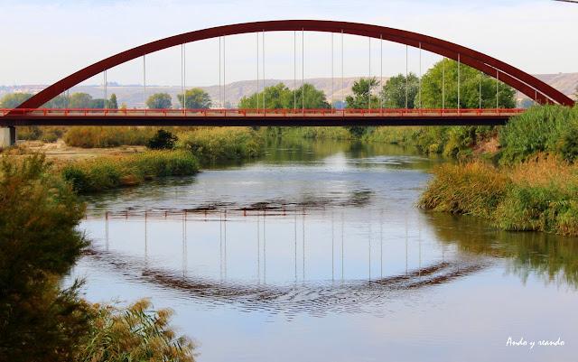 Puente nuevo de Titulcia-Madrid