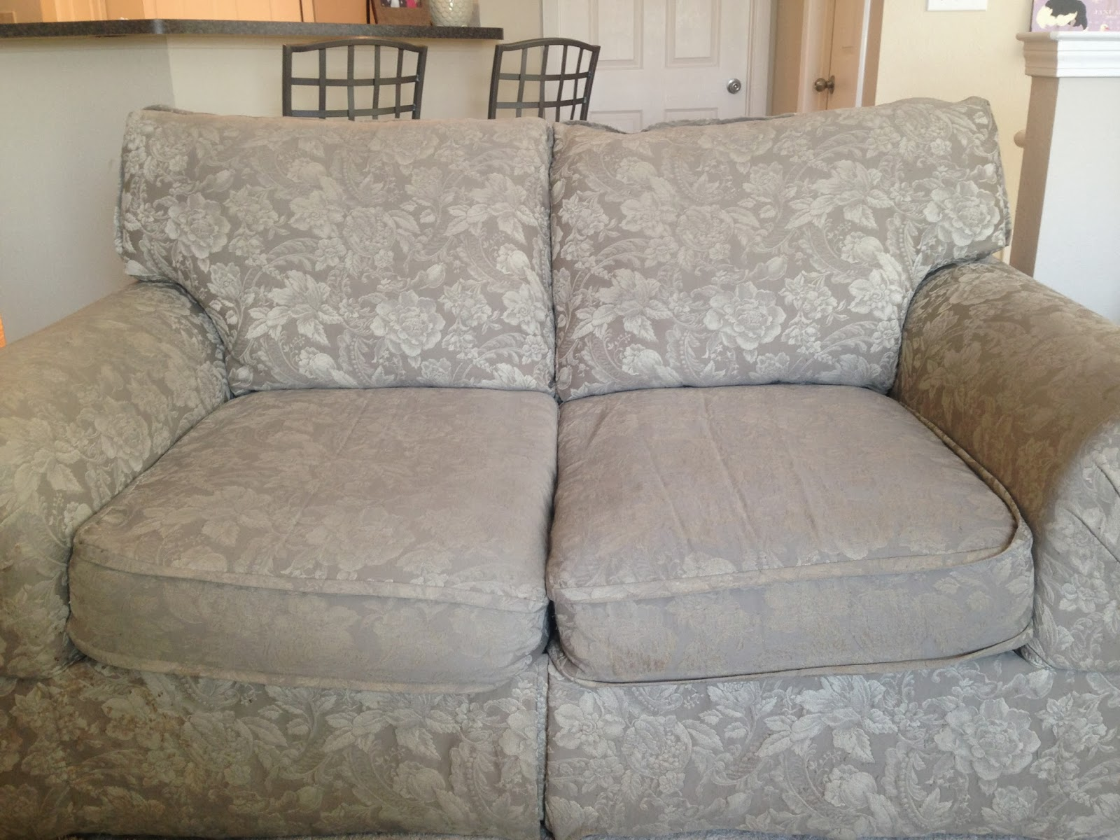 sagging sofa dfs corner bed fabric project randi easy fix for couch back cushions