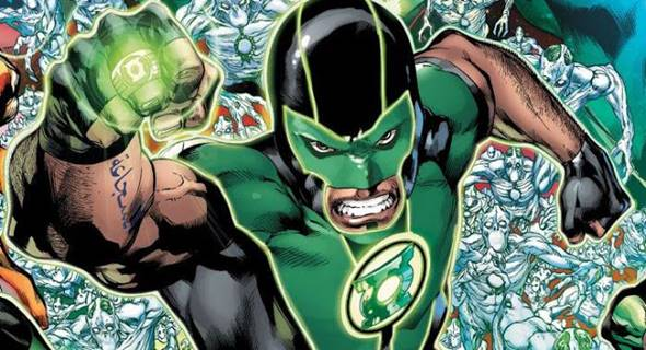 simon baz dc comics